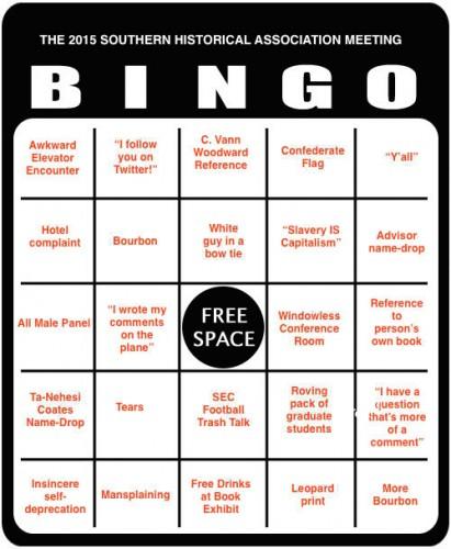 Bingo -- The Southern