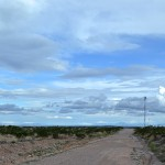 Who knew that New Mexico had so many dirt roads? Not me.