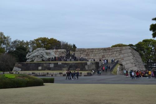Edo Castle Ruins
