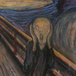Edvard Munch--The Scream (1893)