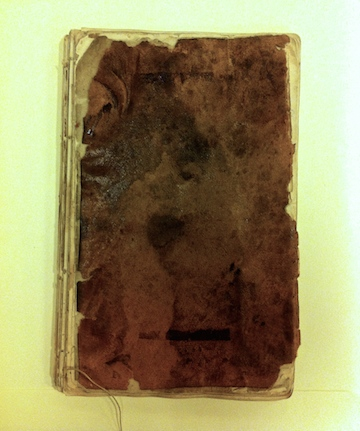Alonzo Ferdinand Ickis Diary, 1861-1863, Western History Collection, Denver Public Library.