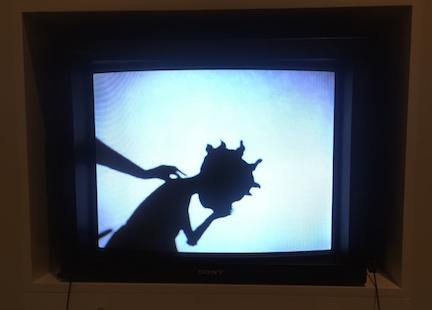 Kara Walker, still from *8 Possible Beginnings, or the Creation of African-America; a Moving Picture* (2005)