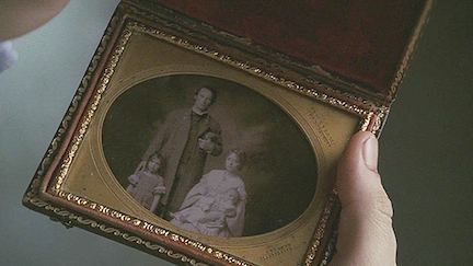 """Mr. W.T. Compton and Family,"" 1862, on *True Blood*"