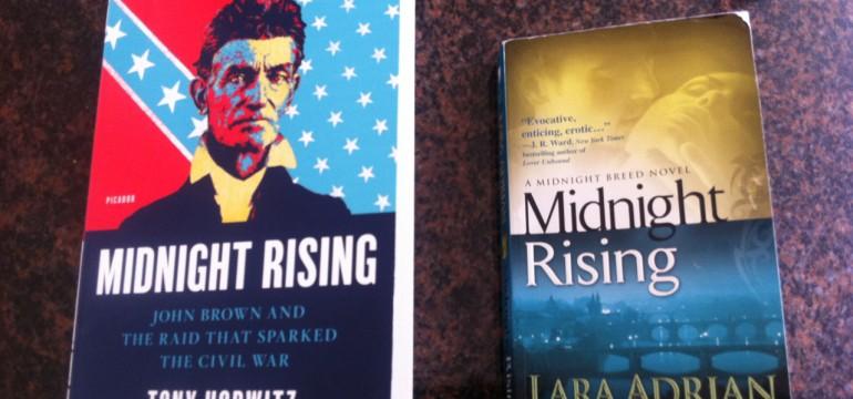 Midnight Risings Historista Megan Kate Nelson